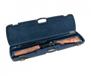 Кейс Negrini для гладкоствольного оружия, внутри бордовый, код. замок, стволы до 910 мм