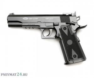 Пневматический пистолет Gletcher CST 304 (Colt)