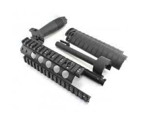 RIS-цевье металл. Cyma с тактической рукояткой для MP5 (C.52)