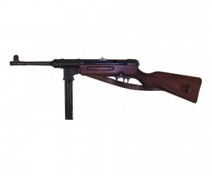 Макет автомат MP-41 «Шмайссер», с ремнем (Германия, 1940 г., 2-я Мир.война) DE-1124-C
