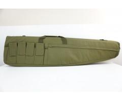 Чехол для ружья 120x28 см, хаки/черный (BGB120)