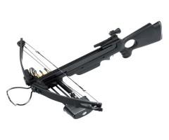 Арбалет блочный Man Kung MK-250 A1B R (пластик, черный)