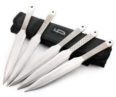 Набор ножей для спортивного метания «Баланс» Орнамент (M-132SU) 5 шт.