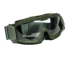 Очки защитные Daisy Tactical Riber, 3 сменные линзы, Green (TD-RK6-G)