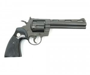 """Макет револьвер Colt Python 6"""", .357 Магнум (США, 1955 г.) DE-1050"""