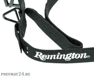 Ремень Remington поясной (черный, 125 см)