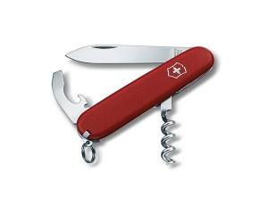 Нож складной Victorinox EcoLine Waiter 2.3303 (84 мм, красный)