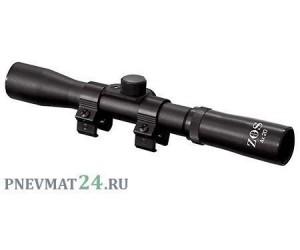 Оптический прицел ZOS 4x20 S (короткий)