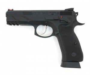 Пневматический пистолет ASG CZ SP-01 Shadow blowback