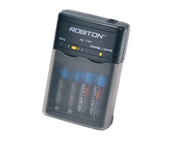 Зарядное устройство Robiton Smart S100 для зарядки ААА и АА