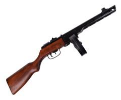 Макет пистолет-пулемет Шпагина ППШ-41 (СССР, 1941 г., 2-я Мир.война) DE-1301