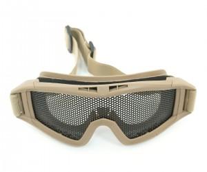 Очки-маска сетчатые GG0016 Tan