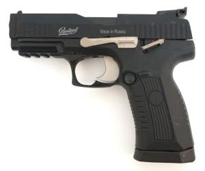 Пневматический пистолет Baikal МР-655К (Грач, Ярыгина)