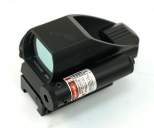 Коллиматорный прицел Walther 103 на Weaver, с ЛЦУ