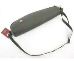 Чехол под оптику Vektor нейлоновый с мягкой подкладкой и ремнем, 42x12,5 см (ВО-3)