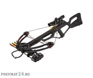 Арбалет блочный Man Kung MK-XB53BK (черный)