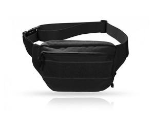 Поясная утилитарная сумка-кобура WARTECH черный