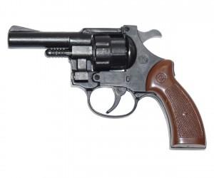 Сигнальный револьвер MOD314 22 Long Blanc