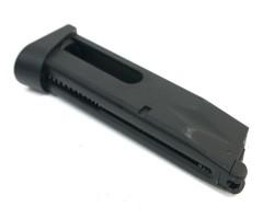 Запасной магазин для пистолетов Gletcher TAR92, BRT 92FS Auto