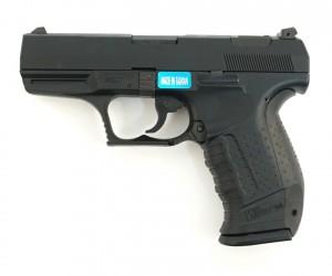 Страйкбольный пистолет WE Walther P99 GBB Black (WE-PX001-BK)