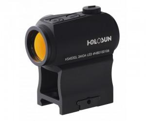 Коллиматорный прицел Holosun Paralow HS403GL Red Dot Sight
