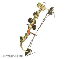 Лук блочный PSE Mini Burner XT RTS Mossy Oak