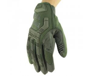 Перчатки Mechanix M-Pact Covert Green