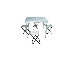 Набор Remington Base-2 из 4-х складных стульев и стола