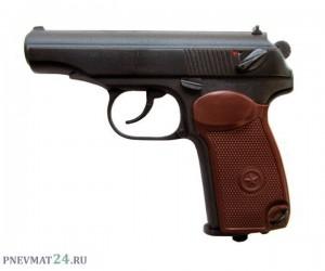 Пневматический пистолет Baikal МР-654К-38 (300-500 серия)