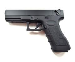 Страйкбольный пистолет Cyma Glock 18C AEP (CM.030)