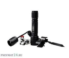 Фонарь подствольный NexTORCH T6A LED-Set, 80-160 люмен
