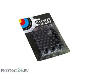 Шарики пластмассовые для рогаток Barnett (100 штук)