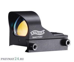 Прицел коллиматорный Walther Nano Point