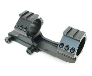 Кронштейн 30 мм монолит на Weaver, с выносом, тройное кр-ние колец (BH-MS34)