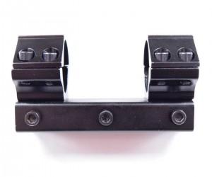 Кронштейн 25,4 мм монолит на «ласточкин хвост», низкий, 8 см (BH-MS05)