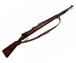 Макет карабин Mauser 98K, с ремнем (Германия, 1935 г.) DE-1146-C