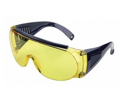 Очки стрелковые Allen защитные, желтые  (2170)