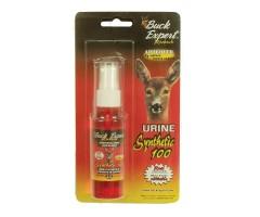 Приманки Buck Expert для косули, искусств. ароматизатор выделений самки (спрей) 60 мл