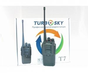 Радиостанция (рация) Turbosky T7