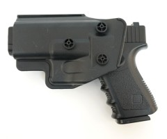 Страйкбольный пистолет Galaxy G.15+ (Glock 17) с кобурой