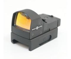 Коллиматорный прицел Sightmark Mini Shot, панорамный, 2 ур. (SM13001)