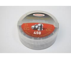 Пули Люман Energetic Pellets 4,5 мм, 0,75 грамм, 450 штук