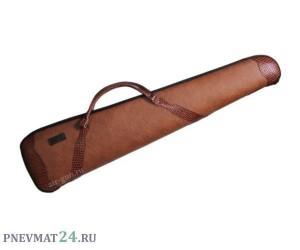 Чехол-кейс 110 см, без оптики (кожа)
