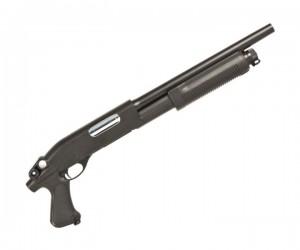 Страйкбольный дробовик Cyma Remington M870 Compact (CM.351M)