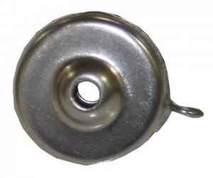 Манок Helen Baud на серую куропатку, металлический (35 BLI)