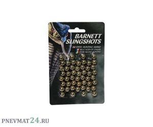 Шарики стальные для рогаток Barnett (50 штук)