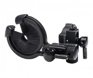 Полочка для блочного лука Topoint Whisker микро-настройка (черный)