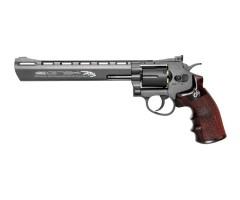 Страйкбольный револьвер G&G G734 BK (8