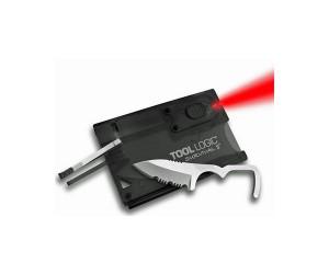 Мультитул SOG ToolLogic Survival Card TLSVC2 (нож, карта, фонарь)