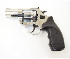 """Сигнальный револьвер Ekol Viper 2,5"""" (хром) под жевело"""